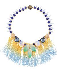 Tataborello Officina Fringes Necklace