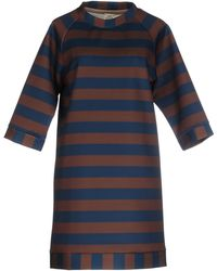 So Nice - Short Dress - Lyst