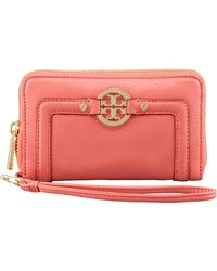 Tory Burch Amanda Phone Wristlet Bag - Lyst
