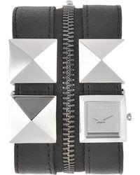 Karl Lagerfeld Karl Zip Watch - Lyst