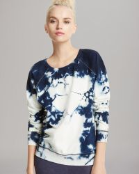 Textile Elizabeth And James Sweatshirt Tie Dye Perfect - Lyst
