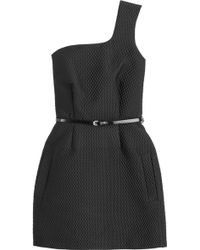 Victoria, Victoria Beckham Asymmetric Dress - Lyst