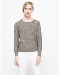 A.P.C. Loose Pullover - Lyst