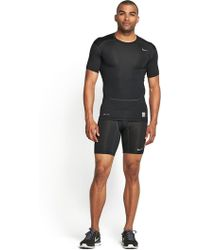 Nike Mens Core Compression 6 Inch Shorts - Lyst
