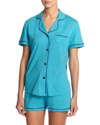 Cosabella Bella Cotton & Modal Pajama Set - Lyst