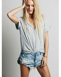 Free People We The Free Saturday Tee - Lyst