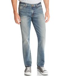 Lucky Brand 221 Original Straight Jeans - Lyst