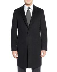 Cardinal Of Canada | Cashmere Overcoat | Lyst