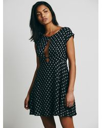 Free People Womens Waverly Fit And Flare - Lyst