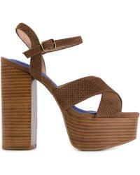 Jeffrey Campbell Gerinub Sandals - Lyst
