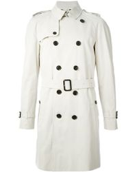 Burberry 'Wiltshire' Trench Coat - Lyst