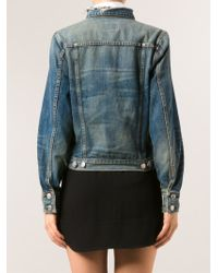 Rag & Bone Jean Jacket - Lyst