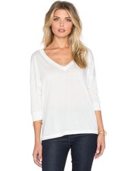 Regalect - Eryulle Dolman 3/4 Sleeve Top - Lyst