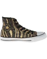 Converse Chuck Taylor All Star Animal Print Hi - Lyst