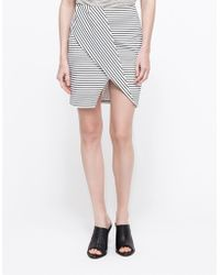 Need Supply Co. Tightrope Skirt - Lyst