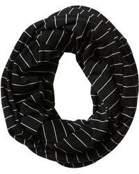 Banana Republic Textured Infinity Scarf - Lyst