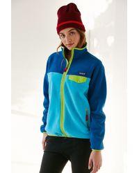 Patagonia - Full-zip Snap-t Jacket - Lyst