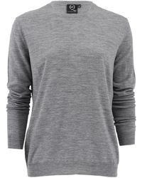 McQ by Alexander McQueen Crewneck Sweater Jumper - Lyst