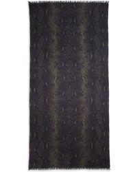 Diane von Furstenberg | Kensley Abstract-print Cashmere Scarf | Lyst