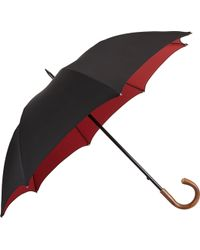 Barneys New York - Twotone Umbrella - Lyst