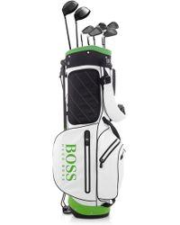 BOSS Green - Nylon Golf Bag 'Geski' - Lyst