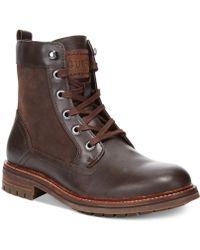 Guess Reid Tall Boots - Lyst