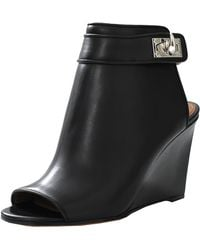Givenchy Shark Lock Wedge - Lyst