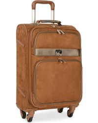 "Diane von Furstenberg - Closeout! Katy 20"" Carry On Expandable Spinner Suitcase - Lyst"