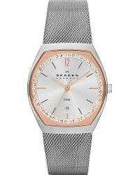 Skagen - Skw2051 Stainless Steel Watch - For Women - Lyst