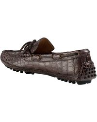 Cole Haan - Giraldo Leather Penny Loafer - Lyst