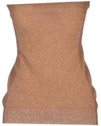 Jucca Tube Top - Lyst