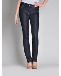 Fidelity Denim Blue Stevie - Lyst