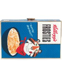 Anya Hindmarch Frosties Imperial Clutch - Lyst