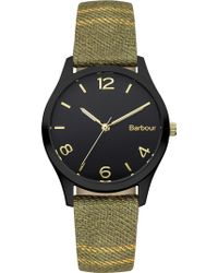 Barbour | Bb002bktr Ladies Strap Watch | Lyst