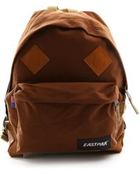 Eastpak Padded Pak'R Brown Rucskack - Lyst