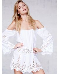 Free People W Marrakesh Dress - Lyst