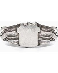 Goti Striped Ring - Lyst