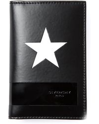 Givenchy Star Motif Wallet - Lyst