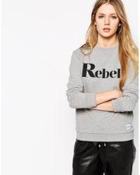 A Question Of - Rebel Sweatshirt - Lyst