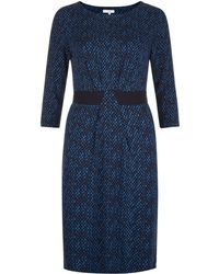 Hobbs B Nia Dress - Lyst