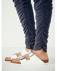 Free People Arizona Monochrome Birkenstock - Lyst