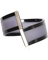 Emporio Armani Resin Bracelet - Lyst