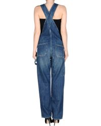 Each x Other - Trouser Dungaree - Lyst