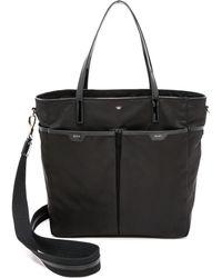 Anya Hindmarch Oakley Baby Bag - Black - Lyst