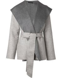 The Row Belted Coat - Lyst