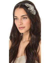 Jenny Packham Acacia Headdress I - Metallic