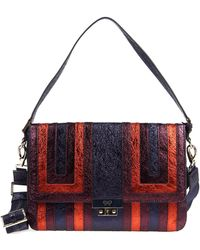 Anya Hindmarch Under-Arm Bags blue - Lyst