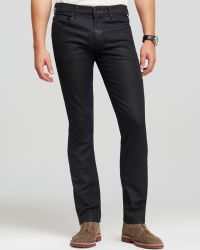 Paige Federal Slim Fit in Flume - Lyst
