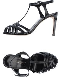 Ilaria Toschi - High-heeled Sandals - Lyst