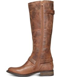 Steve Madden Brown Sinclair - Lyst
